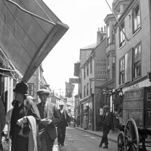 Falmouth Market Street 1920
